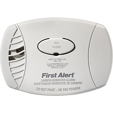 First Alert® Plug-In Carbon Monoxide Detector