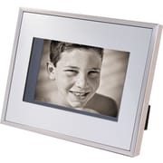 "Natico Stainless Steel Metal Frame, 4"" x 6"""