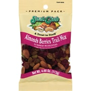 Snak Club® Almond & Berry Trail Mix, 4 oz., 6/CT