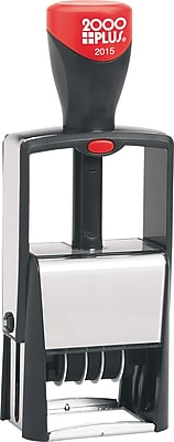 2000Plus® One-Color Self-Inking Date Stamp, 5/8