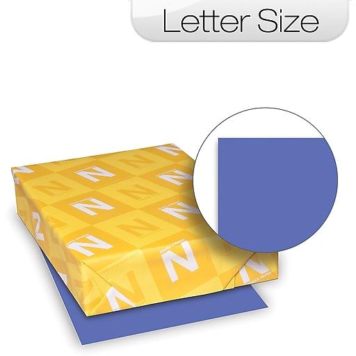 Astrobrights Colored Card Stock, 8-1/2 x 11, 65-lb, Venus Violet, 250/Pack