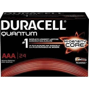 24-Pk. Duracell AAA Alkaline Batteries
