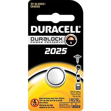 Duracell DL2025 3.0-Volt Lithium Battery