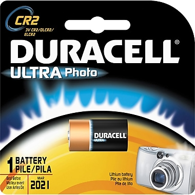 Duracell Ultra 3.0-Volt Lithium Battery (DLCR2BPK)