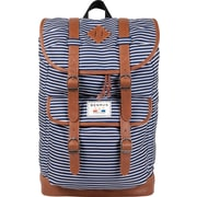 Benrus American Heritage Scout Backpack, Navy Stripe