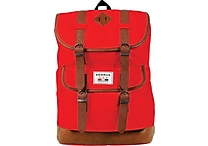 Benrus American Heritage Scout Backpack, Red