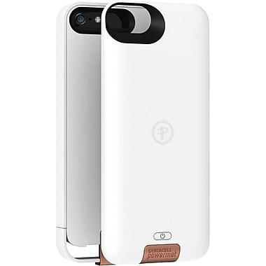 Duracell® powermat™ PowerSnap™ Backup Power and Wireless Charging Kit, White