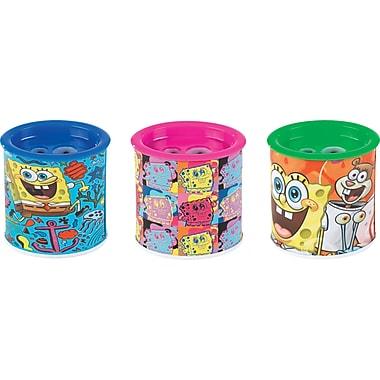 Nickelodeon® SpongeBob Squarepants Dual Hole Pencil Sharpener, Each