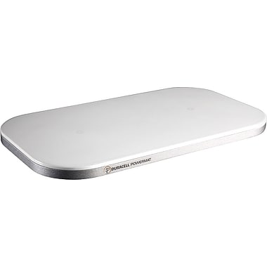 Duracell® PowerMat® for Two Devices, White