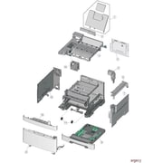 Lexmark Maintenance Kit, 40 x 7615