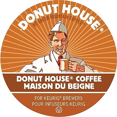 Donut House Coffee K-Cup Refills