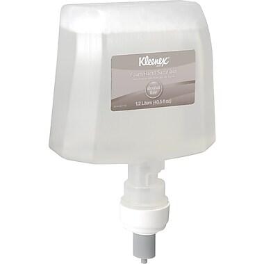 Kleenex® Foam Hand Sanitizer Refill, 1.2L, 2/Cs