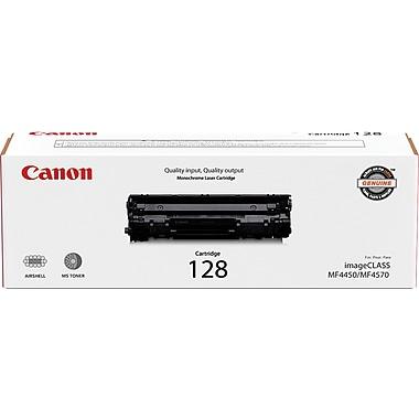 Canon® 128 Black Toner Cartridge (3500B001)
