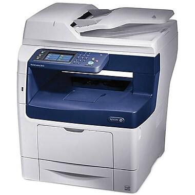 Xerox WorkCentre (3615/DN) Monochrome Laser MultiFunction Printer