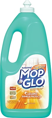 Mop & Glo® Triple Action™ Floor Shine & Cleaner, 64 oz.