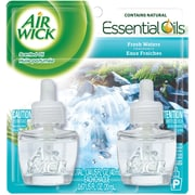 Air Wick® Scented Oil Warmer Refill, Fresh Waters, 2/Pack