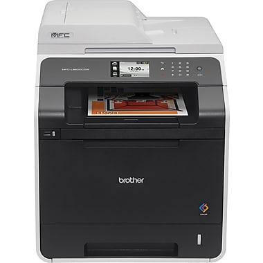 Brother® MFC-L8600CDW Color Laser All-in-One Printer