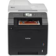 Brother MFC-L8600CDW Color Laser All-in-One with Wireless Networking and Duplex Printing (MFCL8600CDW)