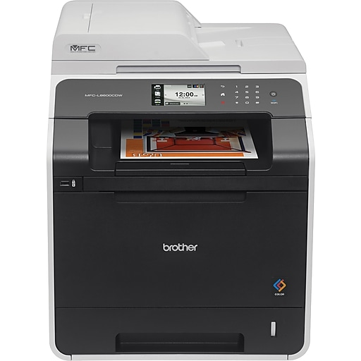 brother all in one color laser printer