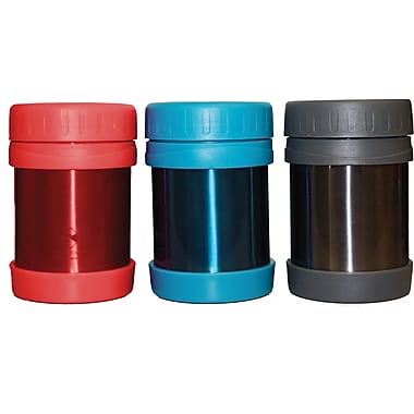 ECO Highway 12oz Insulated Food Jar, Assorted Colors