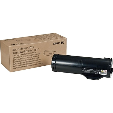 Xerox® Phaser 3610/WorkCentre 3615 Black Toner Cartridge (106R02720)