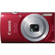 Canon PowerShot ELPH 135 Digital Camera, Red