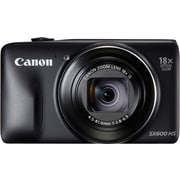 Canon PowerShot SX600 HS Digital Camera, Black
