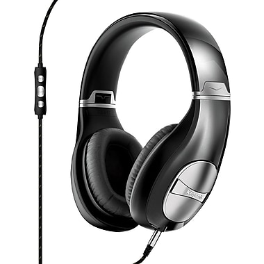 Klipsch STATUS Over-Ear Headphones, Black