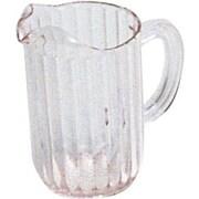 Rubbermaid® Bouncer® Pitcher, 32 oz., Clear, Polycarbonate