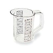 Rubbermaid® Bouncer Measuring Cups, 1/2-Quart