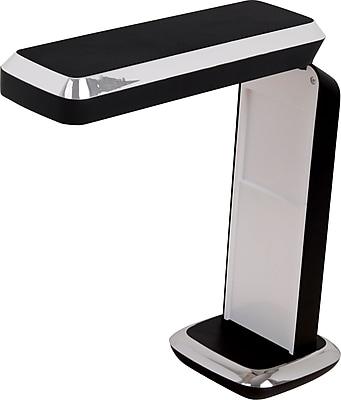 """Vision Max 13-Watt PL Flip Lamp, Black, 16-27/50"""" H"""