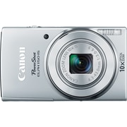 Canon PowerShot ELPH 150 IS Digital Camera, Silver