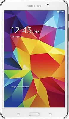 Samsung Galaxy Tab 4 7-Inch Tablet, 8GB, White (SM-T230NZWAXAR)