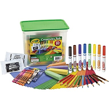 Crayola® Creativity Tub