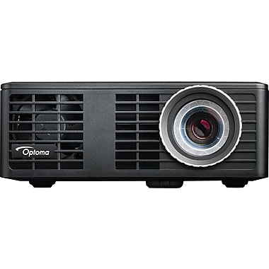 Optoma ML550 LED Projector, WXGA (1280 x 800), 500 Lumens, DLP