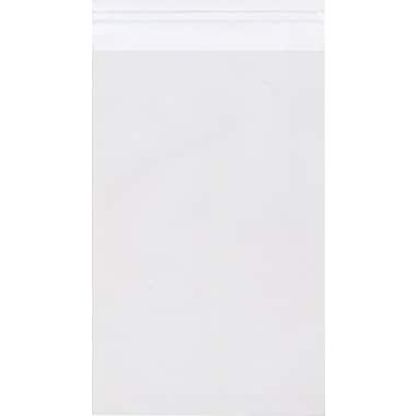 JAM Paper® Cello Sleeves Envelopes with Self Adhesive Closure, 13 7/16