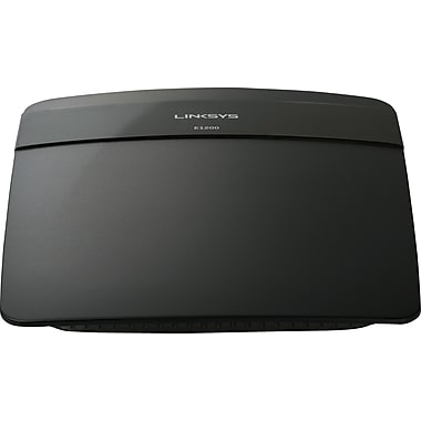 Linksys N300 WiFi Router - E1200