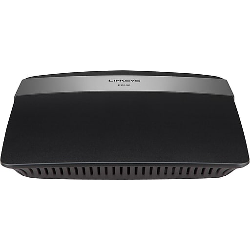 Linksys N600 Dual-Band Wi-Fi Router - E2500