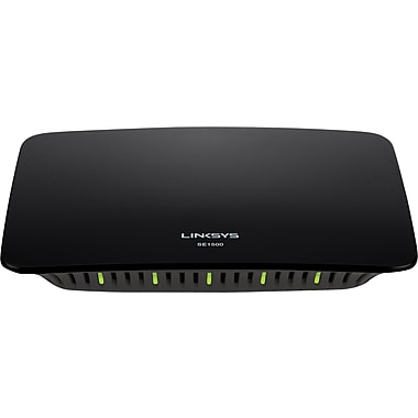 Linksys 5-Port Fast Ethernet Switch - SE1500-NP
