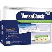 VersaCheck® Form #3000 Business Standard Security Check Refills - Blue - Prestige - 250 Sheets