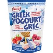 Kerr's – Bouchées au yogourt grec à saveurs de fruits, 150 g