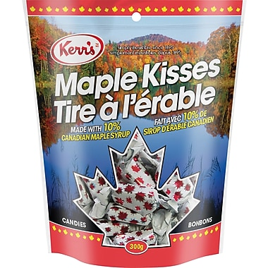 Kerr's Maple Kisses Candy, 300 g
