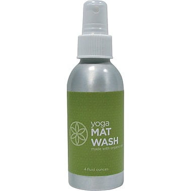 Gaiam® Super Yoga Mat Wash Mat Cleaner, Refreshing Scent, 120 mL