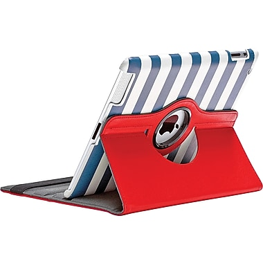 Aduro Rotating Stand Case for iPad 2/3/4, Cabana