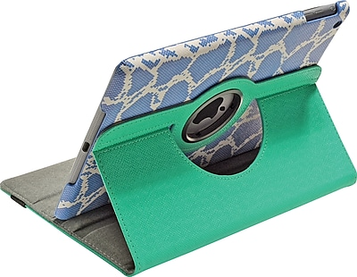 Aduro Rotating Stand Case for iPad Air, Snake