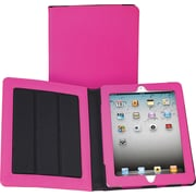 Samsill Fashion Carrying Case for iPad Air, Pink Debossed Diamond