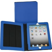Samsill Fashion Carrying Case for iPad Air, Blue Debossed Diamond