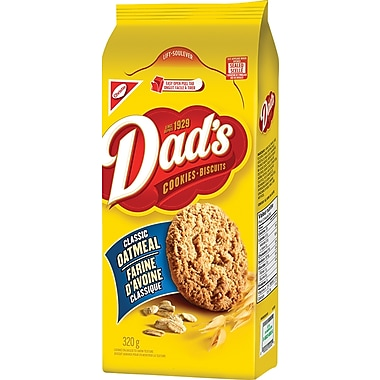 Christie Dad's® Classic Oatmeal Cookies, 320 g