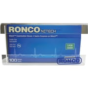 Ronco - Distributeur de gants, copolyester, incolore