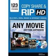 123 – Copieur de DVD platinium 2014 pour Windows (1 à 3 utilisateurs) [téléchargement]